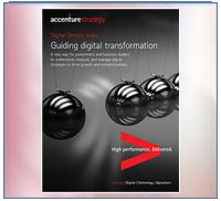 Accenture, Digital Density Index - Mars 2015