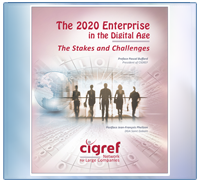 The 2020 Enterprise, stakes and challenges - 2015