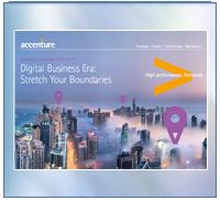 Accenture - Digital Business Era: Stretch Your Boundaries - 2015