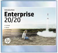 HP - Introduction enterprise 20/20 - 2012