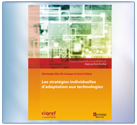Les stratégies individuelles d'adaptation aux technologies