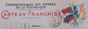 Franchise-Postale