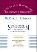 4e Symposium IT Governance en actions