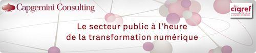 Le secteur public à l'heure de la transformation numérique : quelle création de valeur par l'usage du système d'information ?
