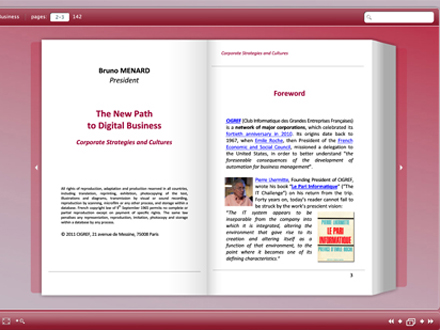 eBook « The New Path to Digital Business »