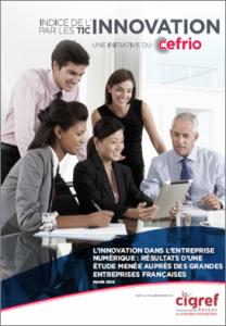 Indice de l'innovation par les TIC : étude menée auprès des grandes entreprises françaises
