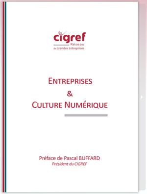 Entreprises & Culture numérique - CIGREF