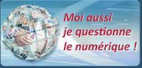 Logo questionner le numerique