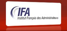 Logo de l'Institut Français des Administrateurs