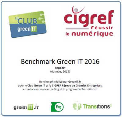 Benchmark-Green_IT-2016-CIGREF