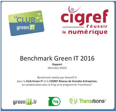 Benchmark-Green_IT-2016-CIGREF