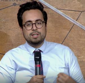 Mounir Mahjoubi à l'AG du CIGREF - 16/10/2017