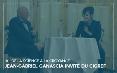 De la science à la croyance – JG Ganascia expose la généalogie de l'IA aux DSI du Cigref