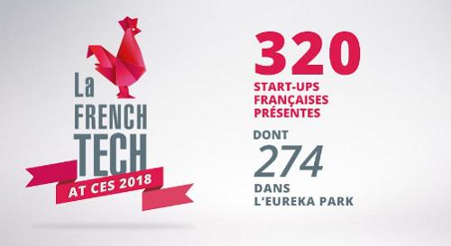La FrenchTech au CES 2018