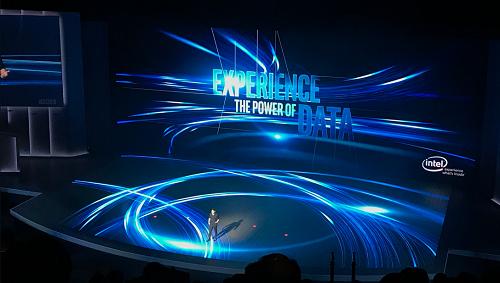 Keynote d'Intel au CES 2018