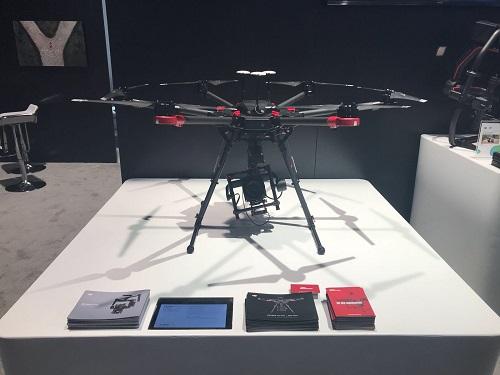 Ces 2018 - Drone