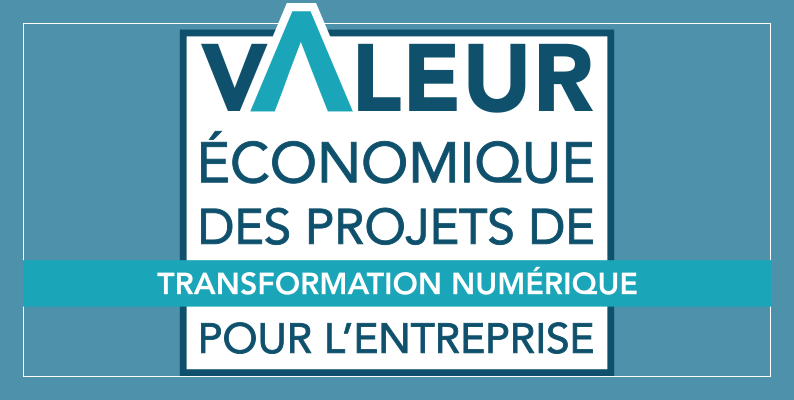 Repenser la valeur des projets de transformation num rique for Valeur de l are en m2