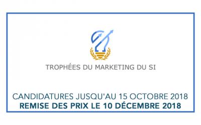 5èmes Trophées du Marketing du SI : le Cigref à nouveau partenaire