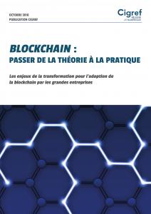 Blockchain - Rapport Cigref 2018