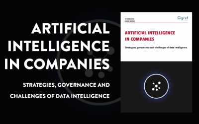 [Cigref report] Artificial intelligence in companies: Strategies, governance and challenges of data intelligence