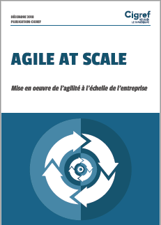 Publication Cigref Agile at scale