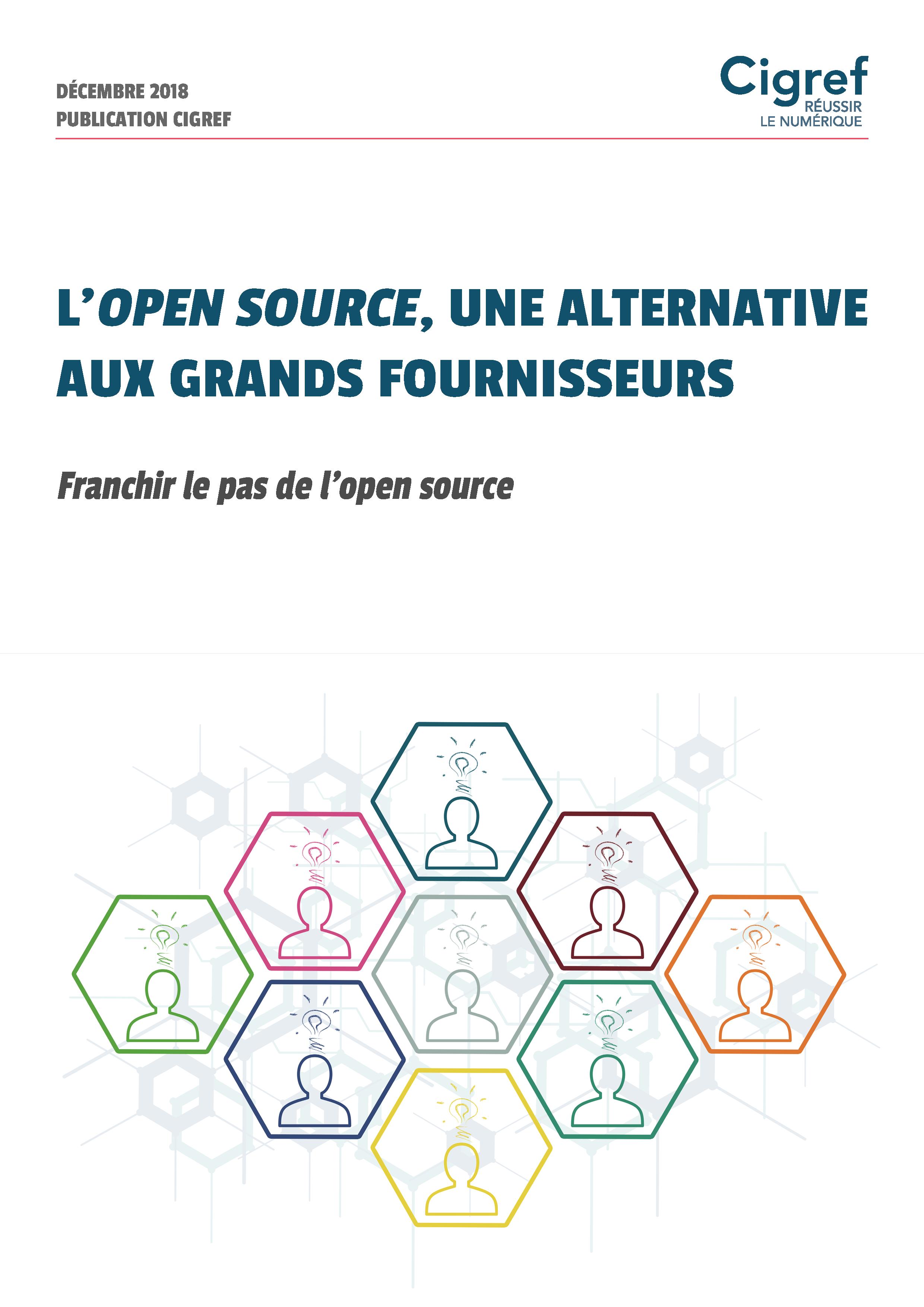 L'open source, une alternative aux grands fournisseurs