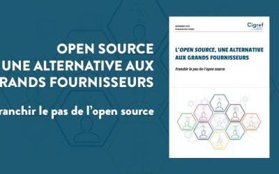 [Publication] Open source : une alternative aux grands fournisseurs du numérique