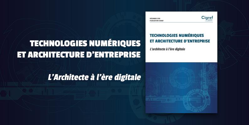 [Publication] Technologies numériques et architecture d'entreprise