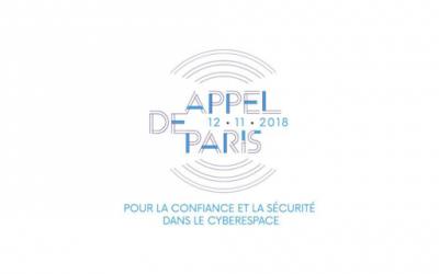 Le Cigref rejoint l'Appel de Paris pour la confiance et la sécurité dans le cyberespace