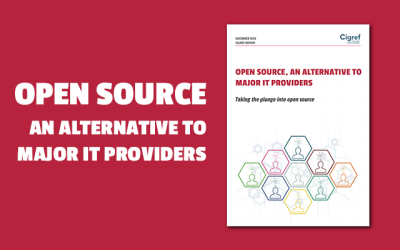 [Cigref Report] Open source, an alternative to major IT providers