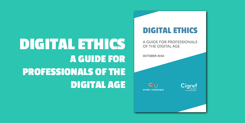 Digital ethics: a guide for professionals of the digital age