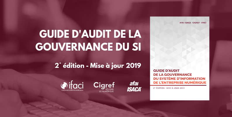 [Publication] Guide d'audit de la gouvernance du SI