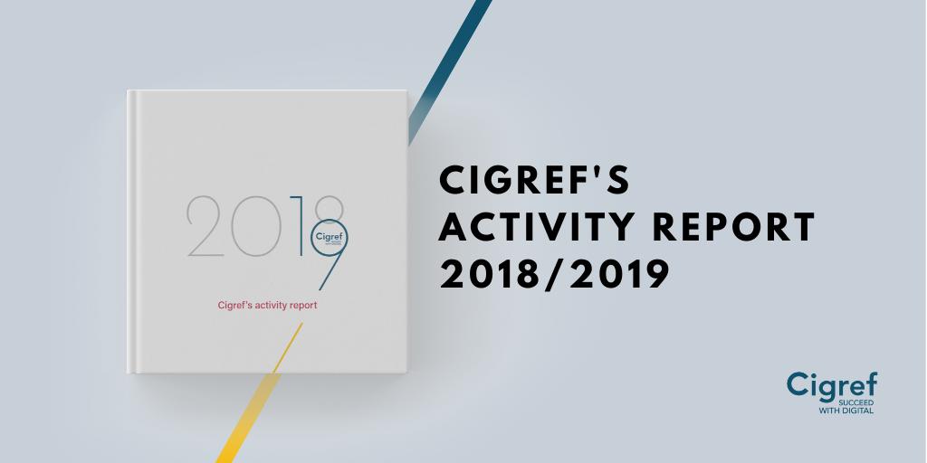Cigref's activity report 2018-2019