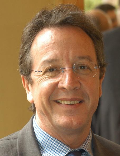 Didier Lambert, pendant sa présidence du Cigref