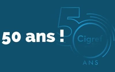 En 2020, le Cigref fête ses 50 ans ! Et entre dans une nouvelle ère…
