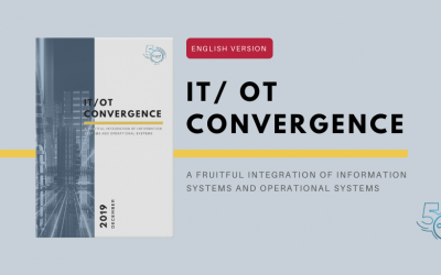 [Cigref report] IT/OT convergence: A fruitful integration of information systems and operational systems