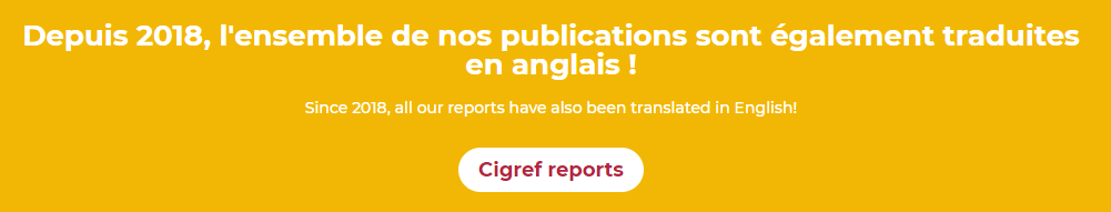 Publications du Cigref