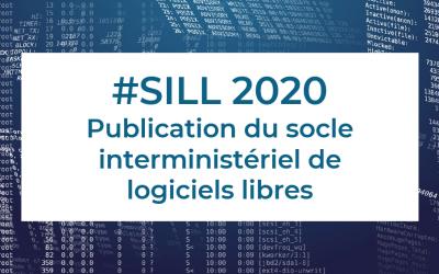 #SILL2020 : publication du socle interministériel des logiciels libres 2020