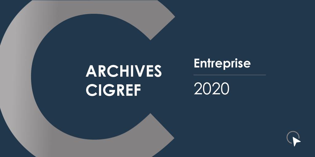 Archives Cigref - Entreprise 2020