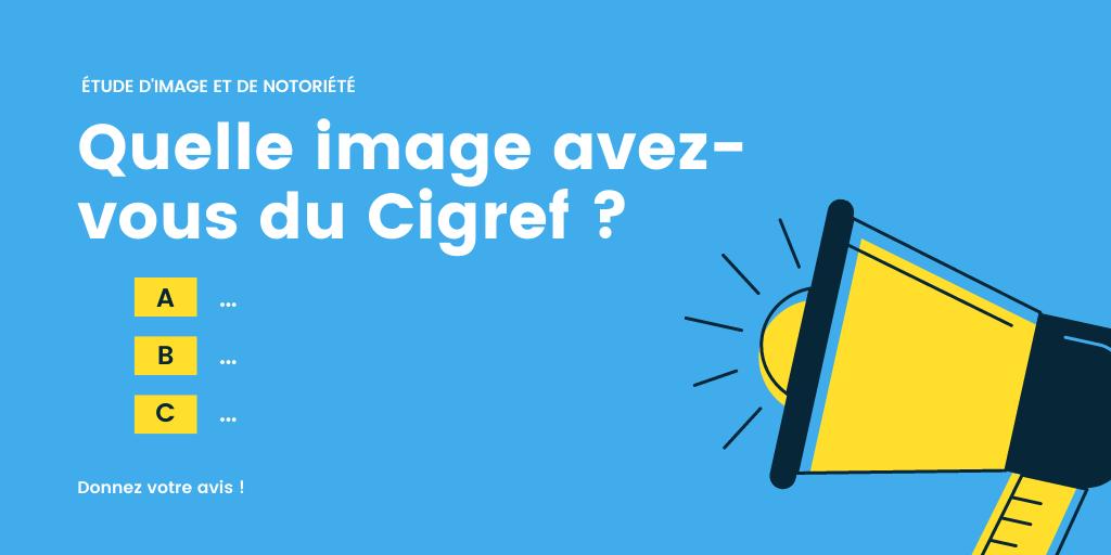 Etude d'image Cigref