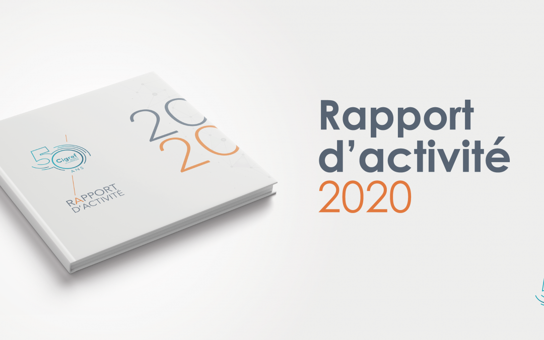Le Cigref publie son rapport d'activité 2019/2020 à l'occasion de ses 50 ans
