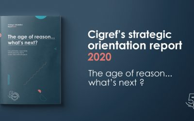 Cigref's Strategic orientation report: The age of reason…what's next ?