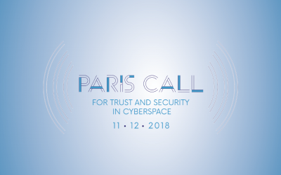 Developing Trust and Security in Cyberspace: Cigref unites with Kaspersky to co-chair Paris Call working group