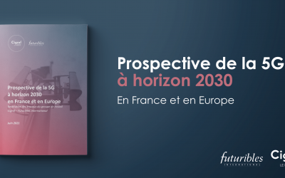 Prospective de la 5G à horizon 2030 en France et en Europe