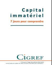 Capital Immatériel – 7 jours pour comprendre
