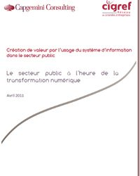 Le secteur public à l'heure de la transformation numérique